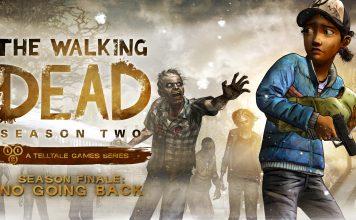 The Walking Dead: Season 2 - No Going Back