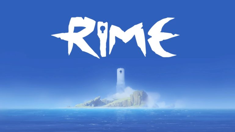 RiME - Splash logo