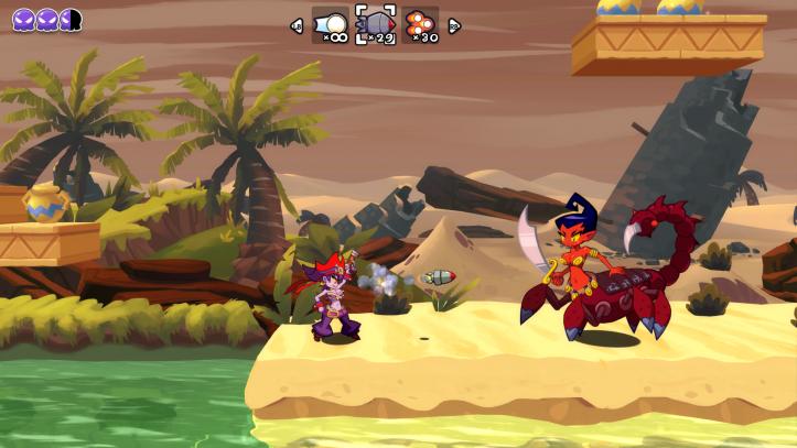 Shantae: Half-Genie Hero - Risky Boots