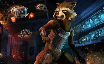 Guardians of the Galaxy - under Pressure no logo