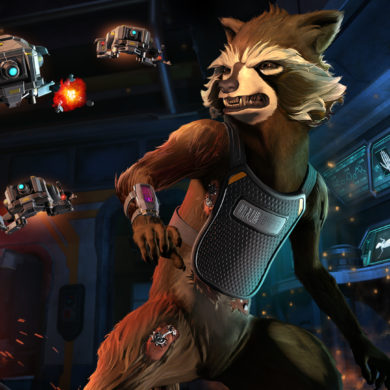 Guardians of the Galaxy - under Pressure no logo