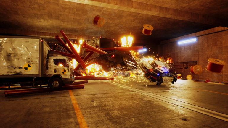 Danger Zone - crash