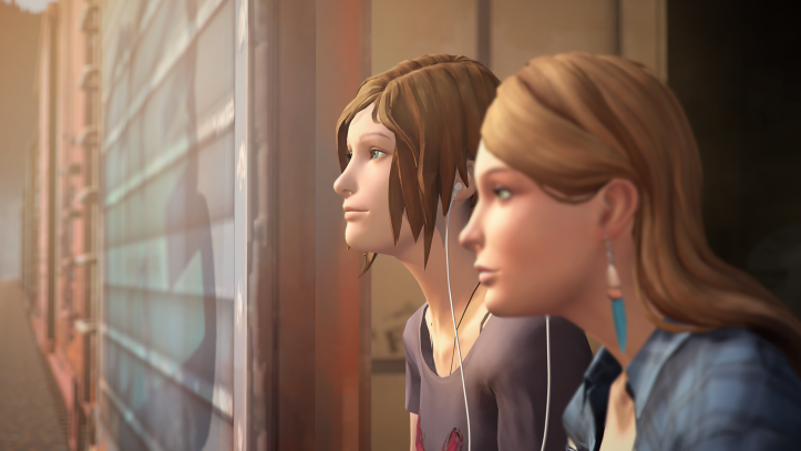 Life is Strange: Before the Storm - friends