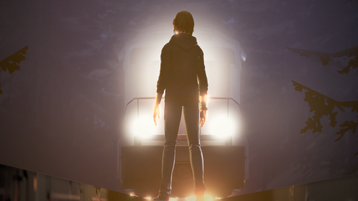Life is Strange: Before the Storm - train