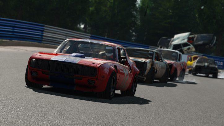Wreckfest - race