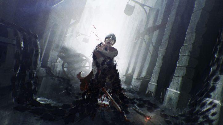 A Plague tale: Innocence - guard dies