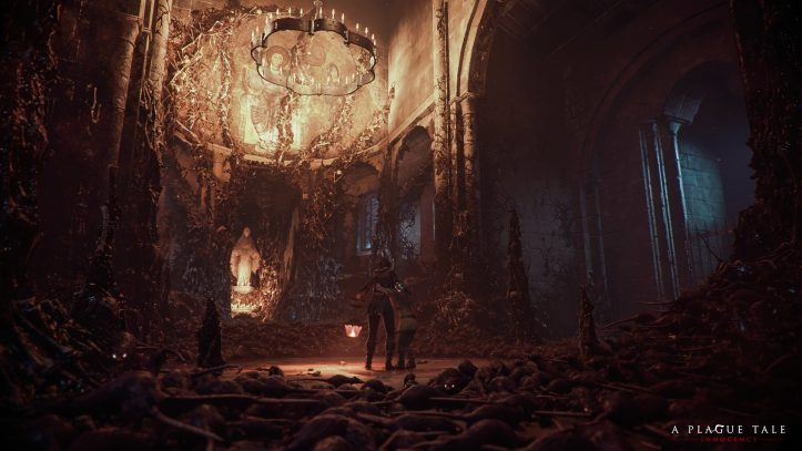 A Plague tale: Innocence - surrounded