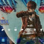 Valkyria Revolution - PS4 theme 01