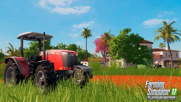 Farming Simulator 17 Platinum Edition - 02