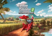 Farming Simulator 17 Platinum Edition - artwork