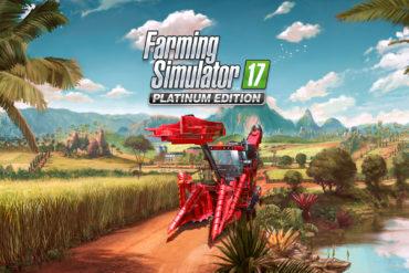 Farming Simulator 17 Platinum Edition - artwork