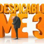 Despicable Me 3 - ad