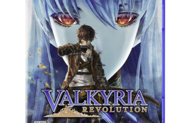 Valkyria Revolution - PS4 packshot