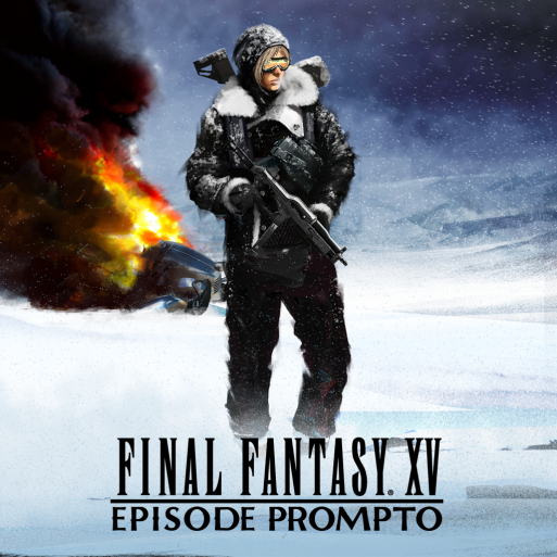 Final Fantasy XV - Episode Prompto key art