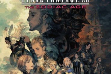 Final Fantasy XII The Zodiac Age - Steelbook