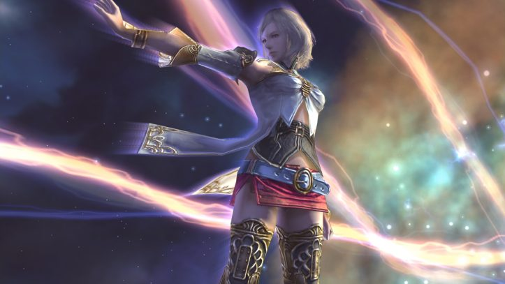 Final Fantasy XII The Zodiac Age - Ashe