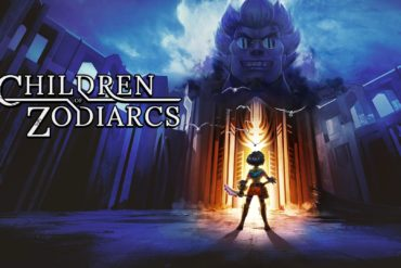 Children of Zodiarcs - key art