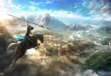 Dynasty Warriors 9 - key art