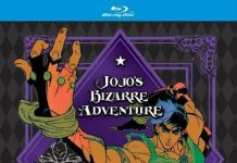 New Releases This Week - JoJo's Bizarre Adventure