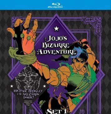 New Releases This Week - JoJo's Bizarre Adventure