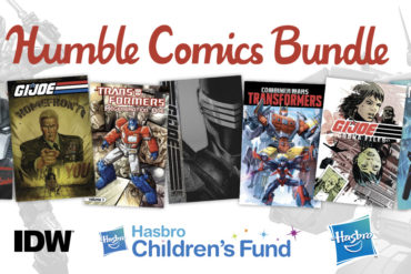 IDW Humble Bundle