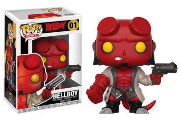 Funko Hellboy