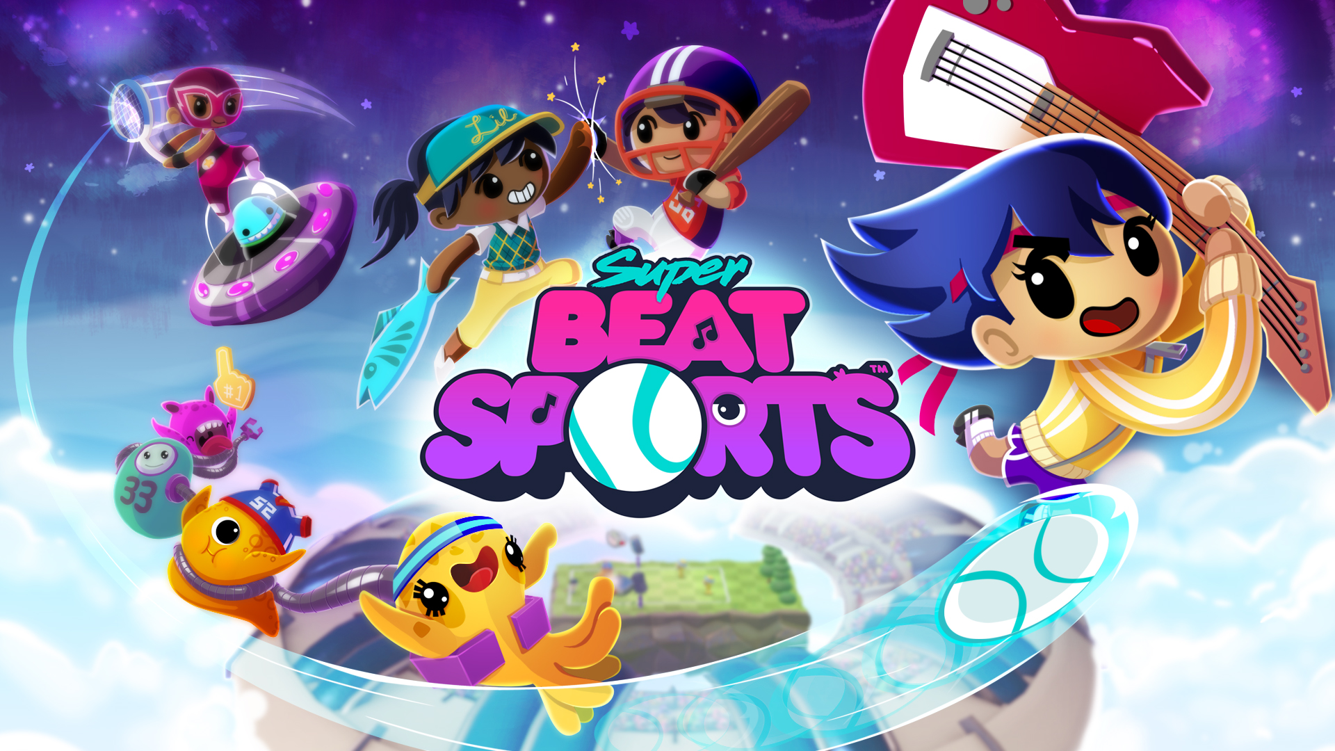 Super Beat Sports - logo