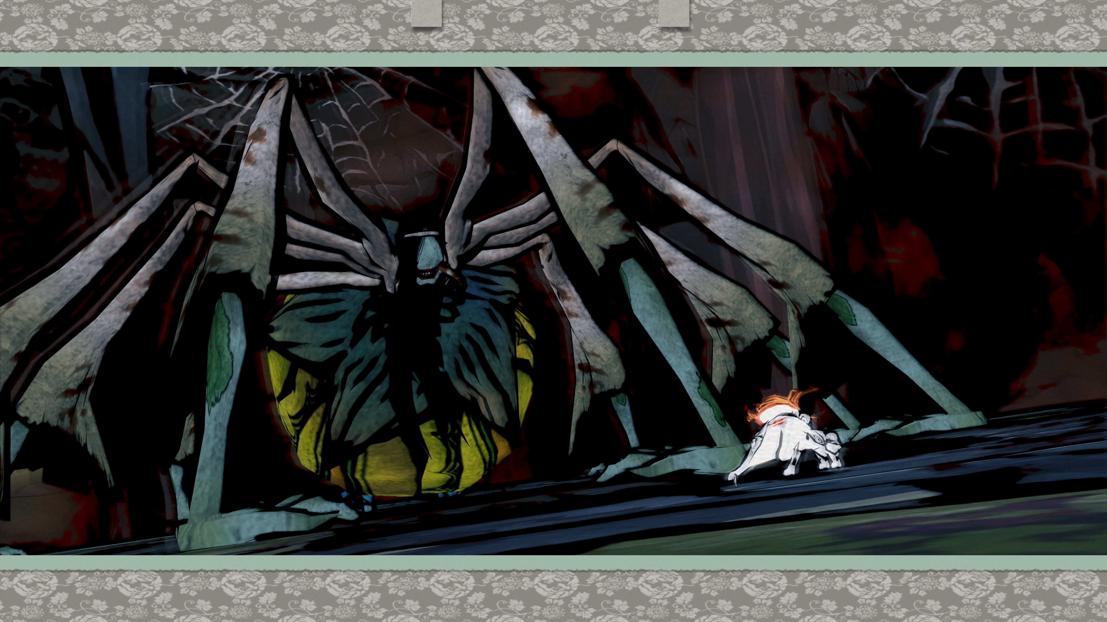 Okami HD - boss fight