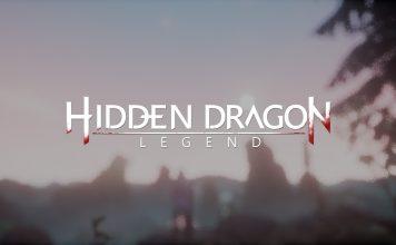 Hidden Dragon Legend - logo