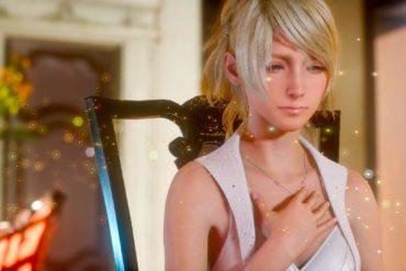 Final Fantasy - Lunafreya