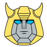 Bumblebee Head Pin