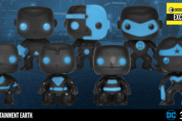 Funko JL EE Exclusives