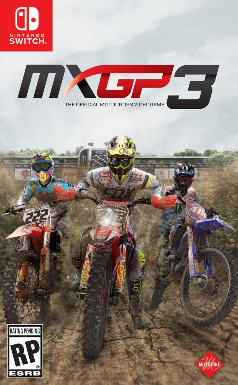 MXGP3 - NS packshot