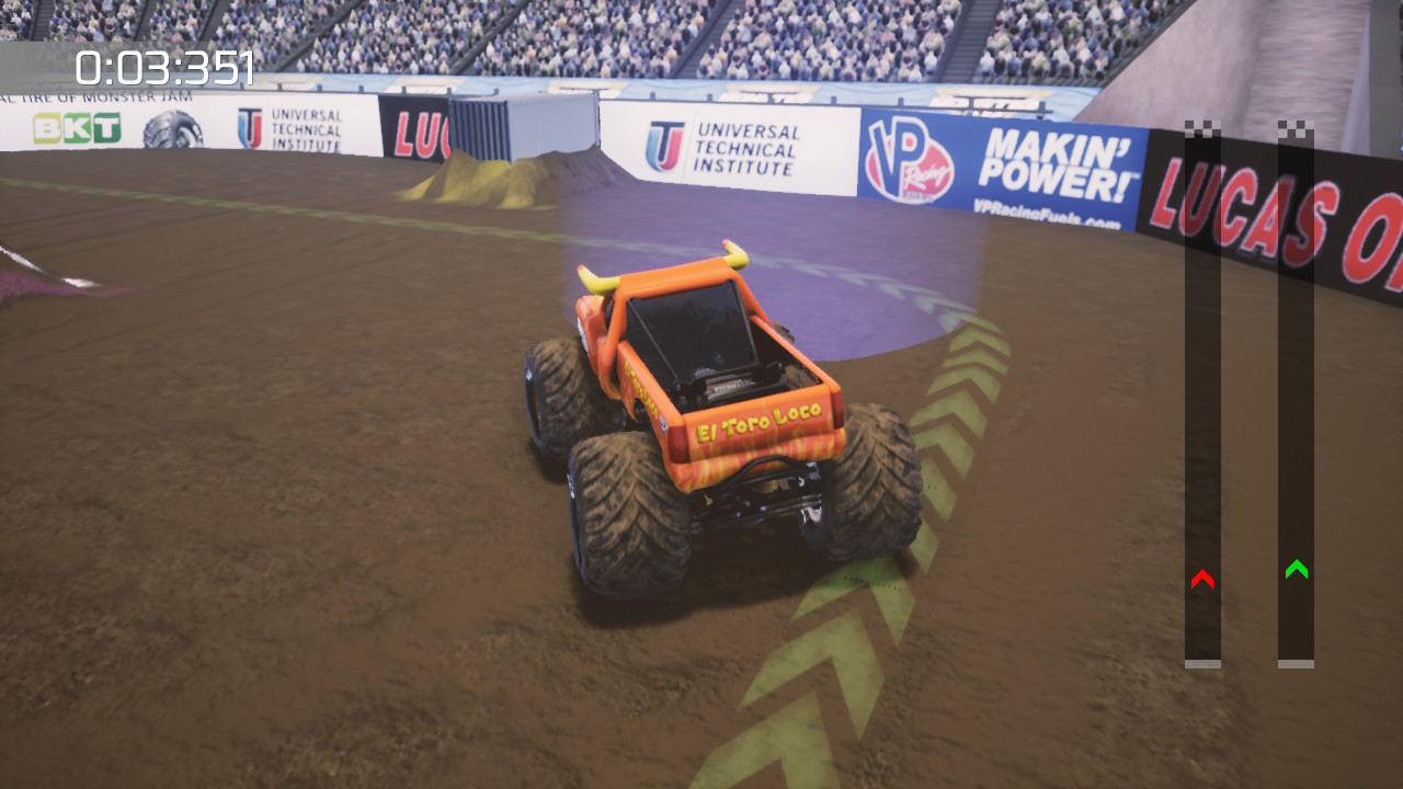 Monster Jam: Crush It! - El Toro Loco