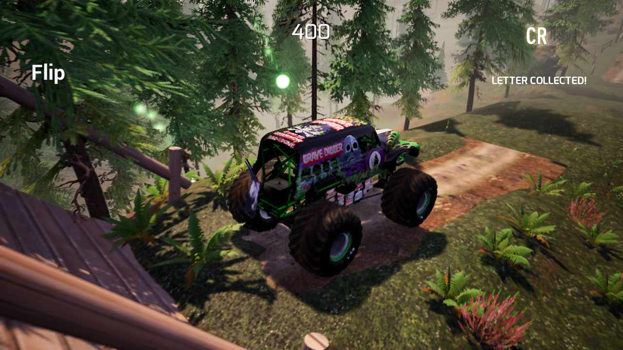 Monster Jam: Crush It! - Grave Digger