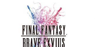 Final Fantasy brave Exvius - logo