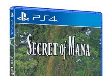 Secret of Mana - packshot