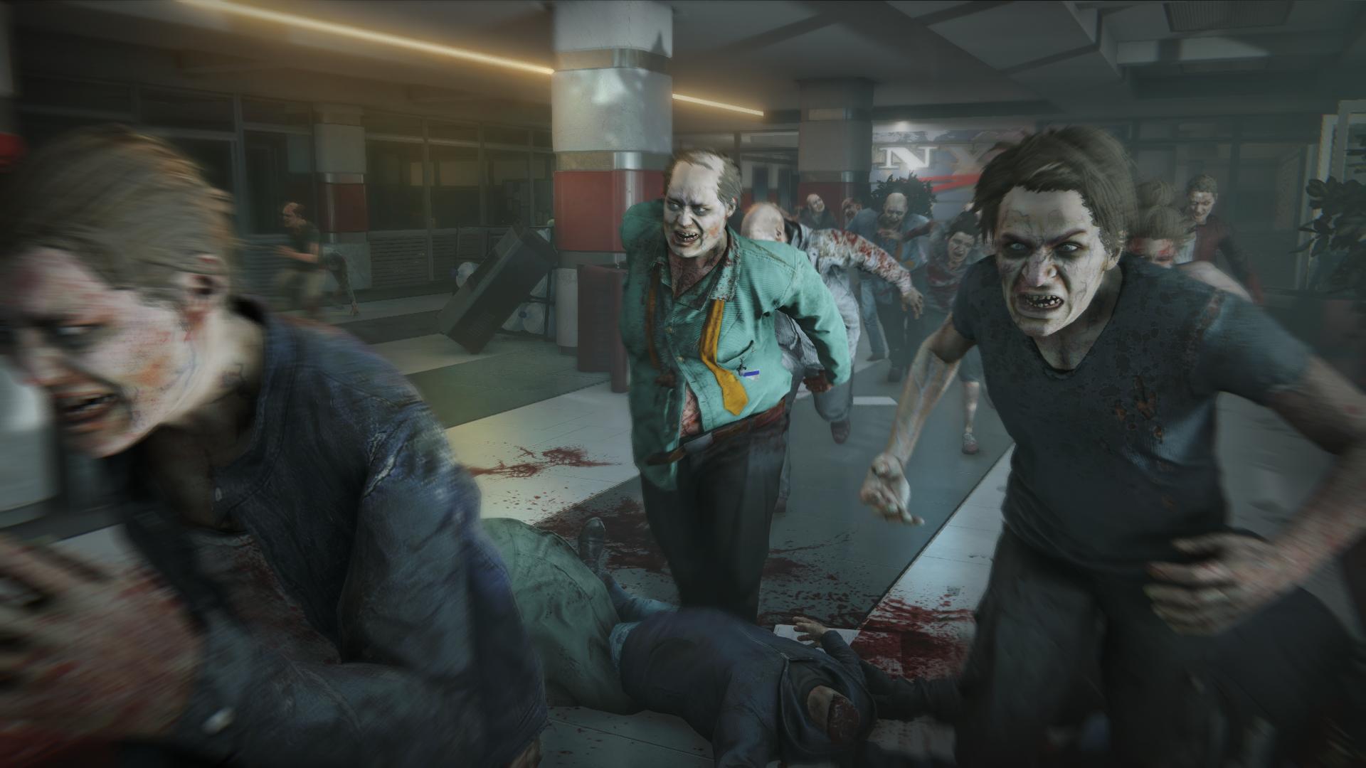 World War Z - zombies