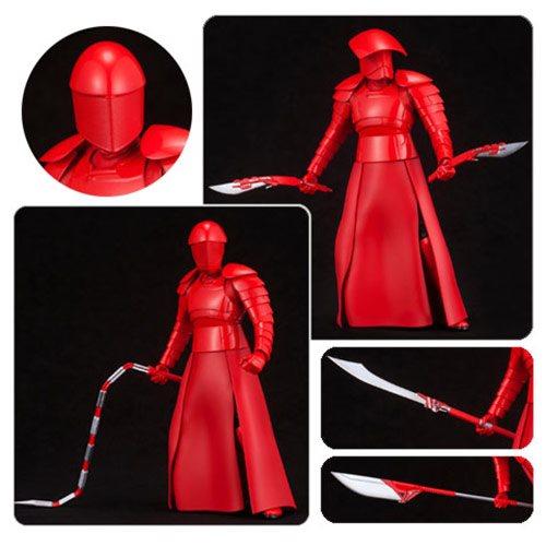 Kotobukiya Announces Star Wars The Last Jedi Praetorian Guard 2 Pack