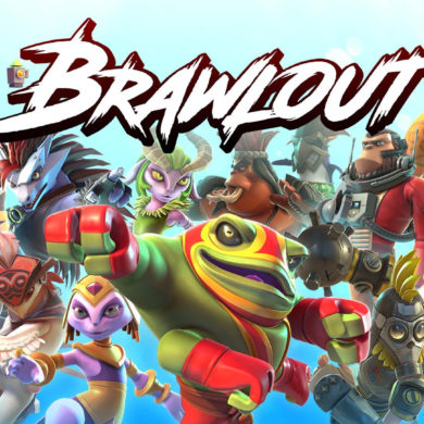 Brawlout - character banner - new