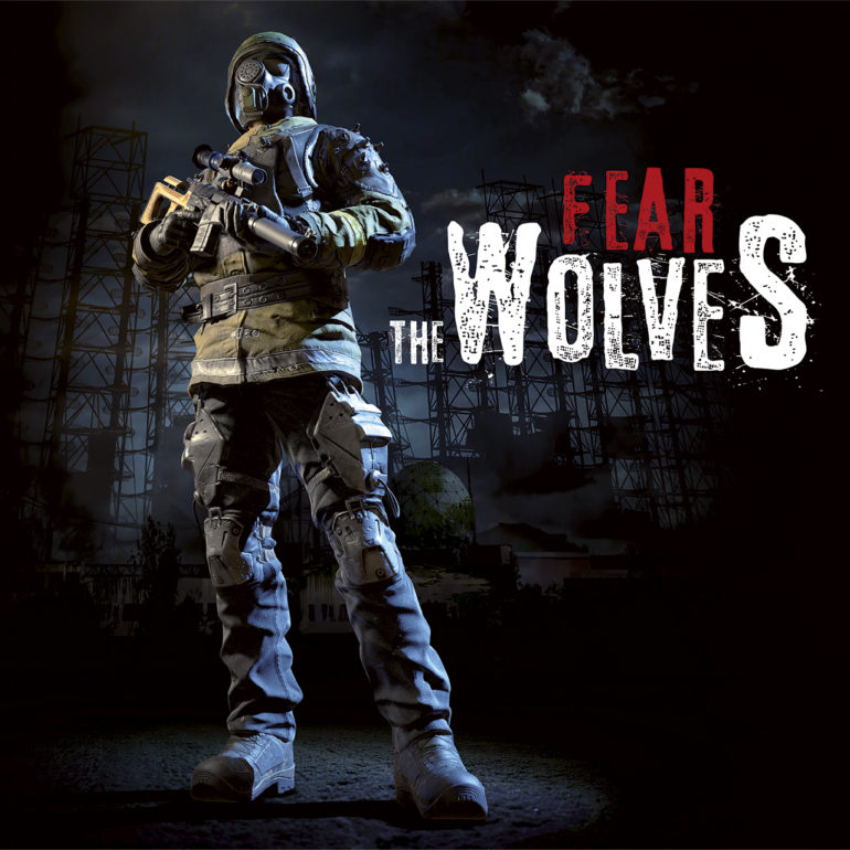 Fear the Wolves - key art