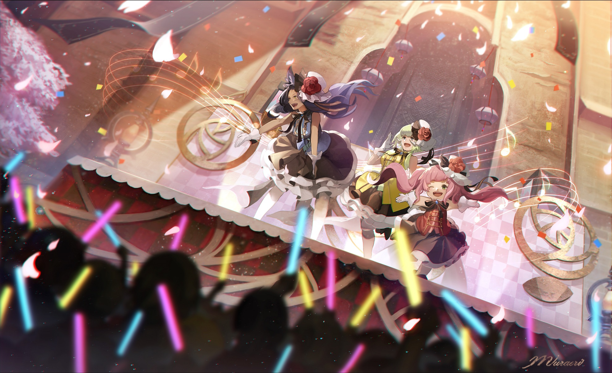 Final fantasy XIV: Stormblood - Little Ladies Day