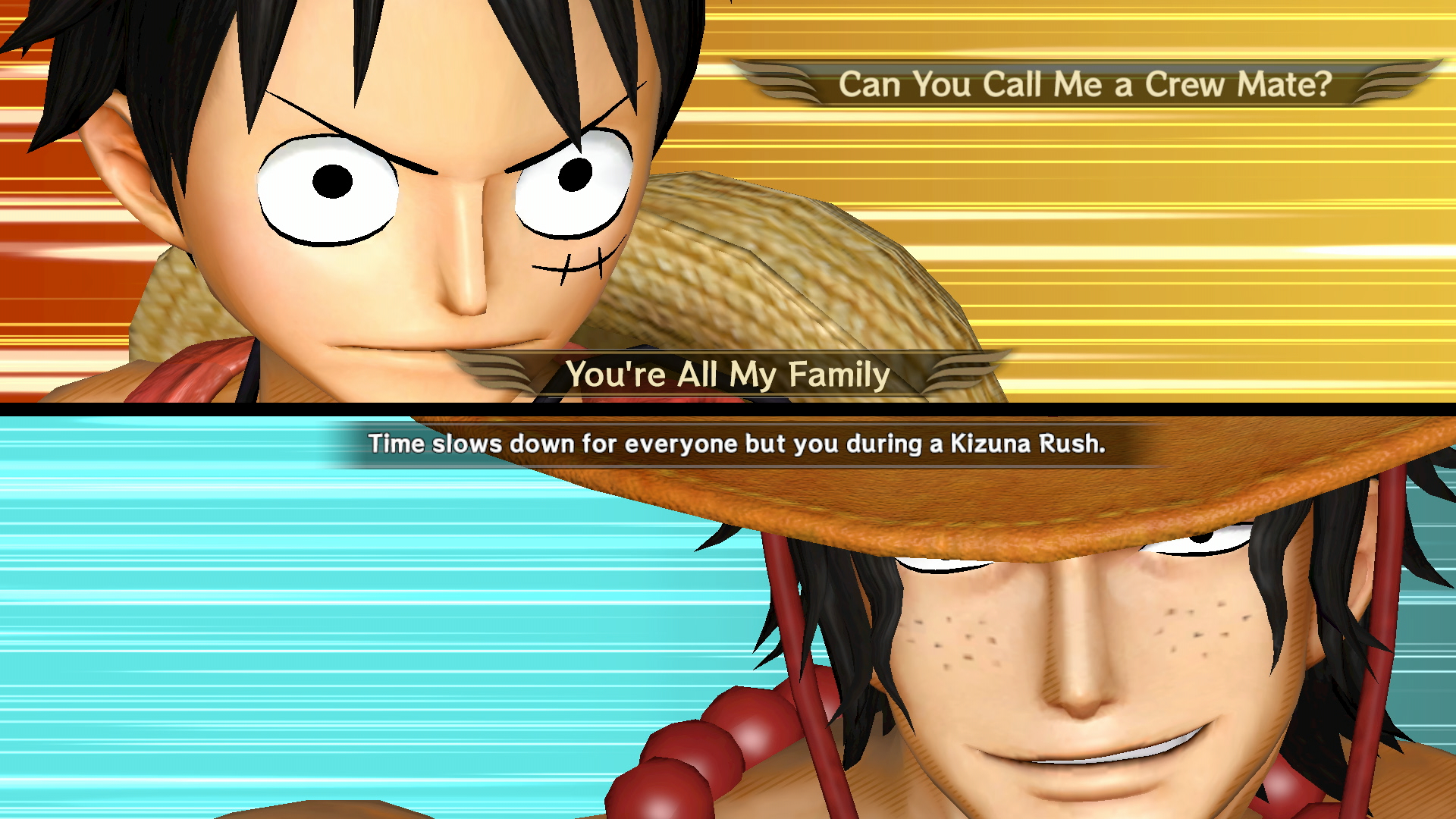 One Piece Pirate Warriors 3 - co-op
