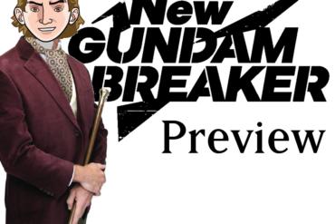 gundam breaker corner 1
