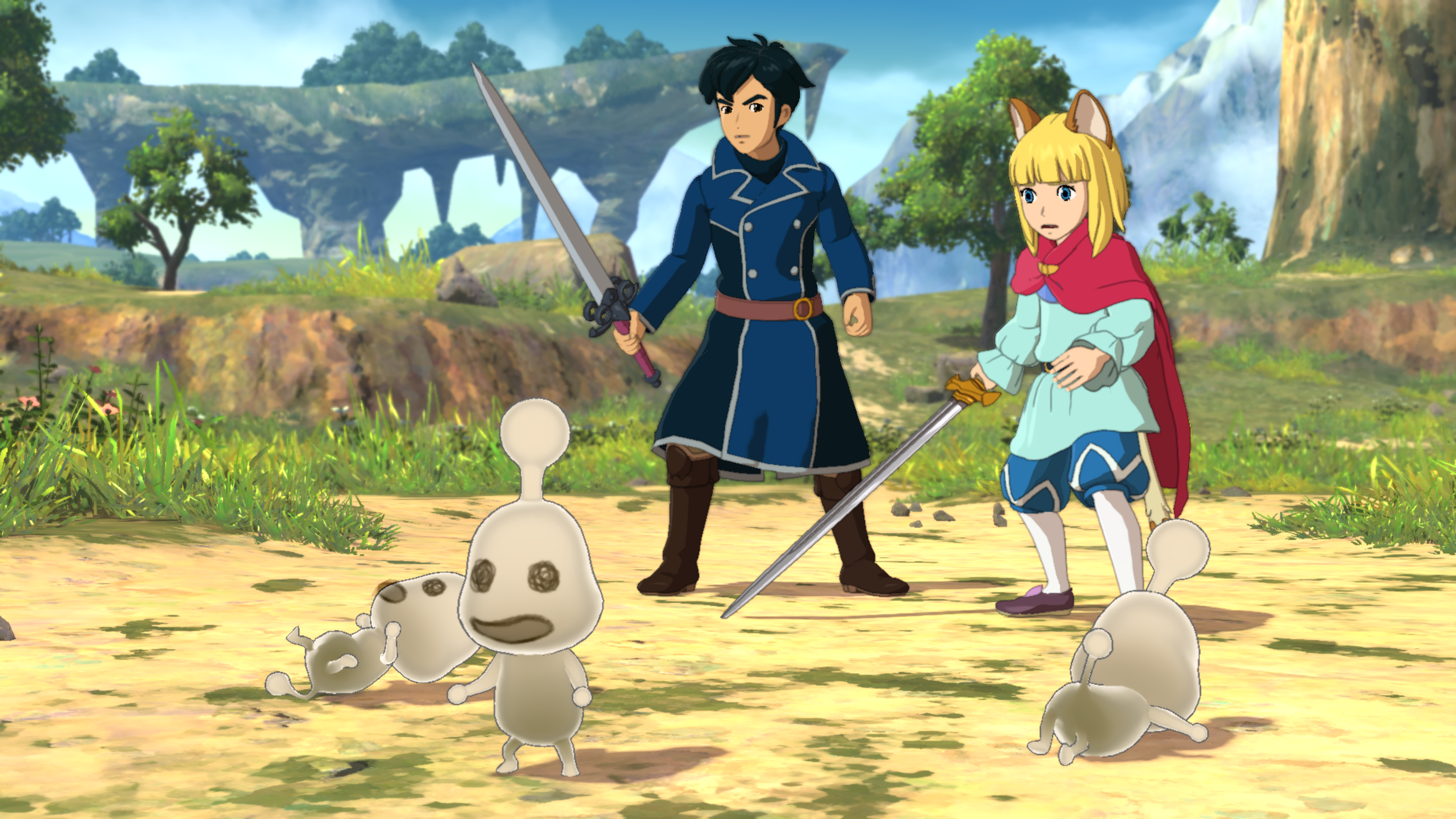 Ni no Kuni II: Revenant Kingdom - Battle Ready