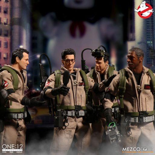Mezco Ghostbusters 6