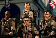 Ghostbusters group shot