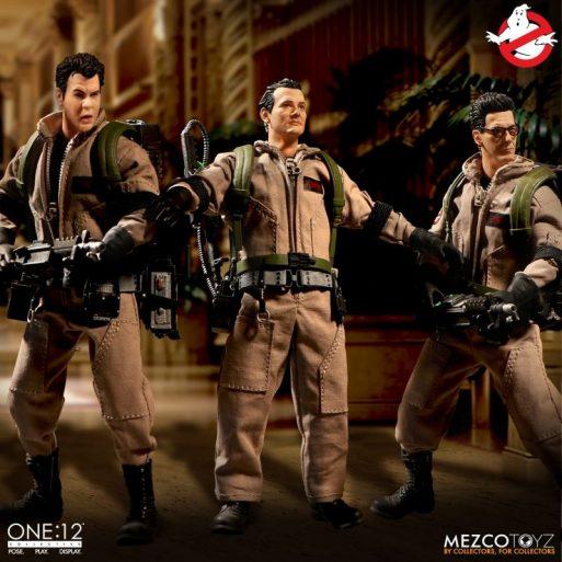 Mezco Ghostbusters 2