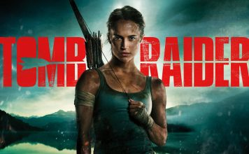 Tomb Raider - movie poster