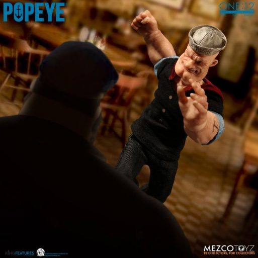 Mezco Popeye 8